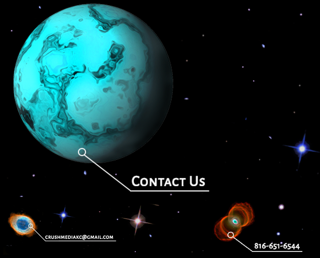 contact us - planets and nebulae