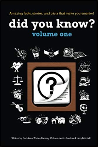 did you know? vol one