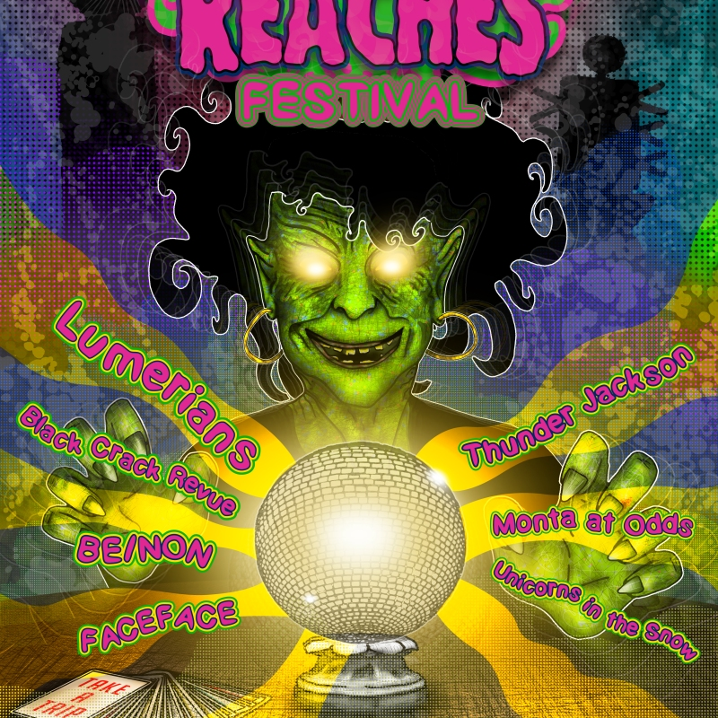 outer reaches fest promo poster