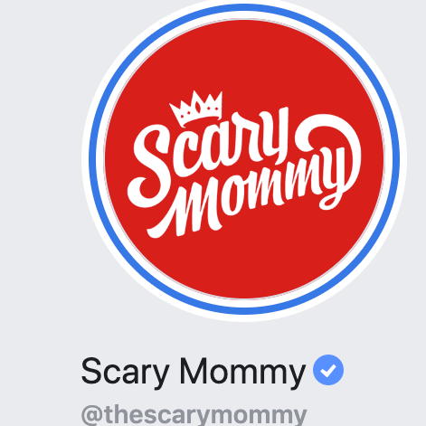 scary mommy logo