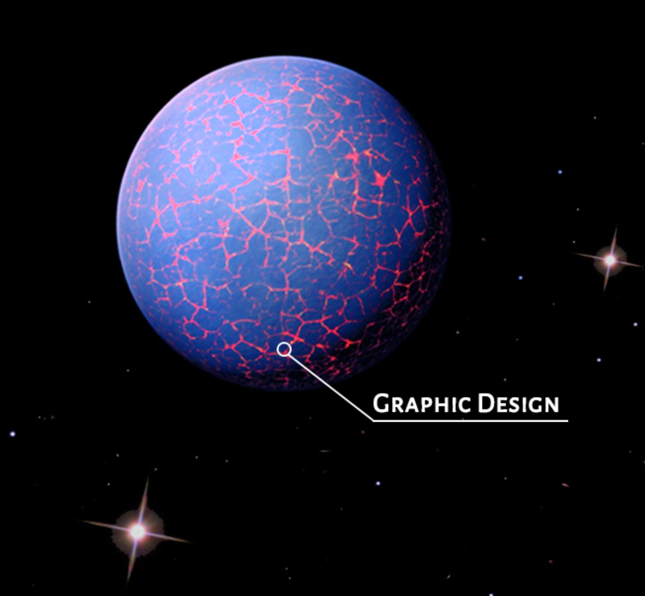 graphic design (neptune)