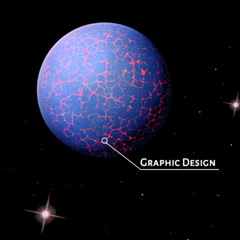 graphic design (neptune)