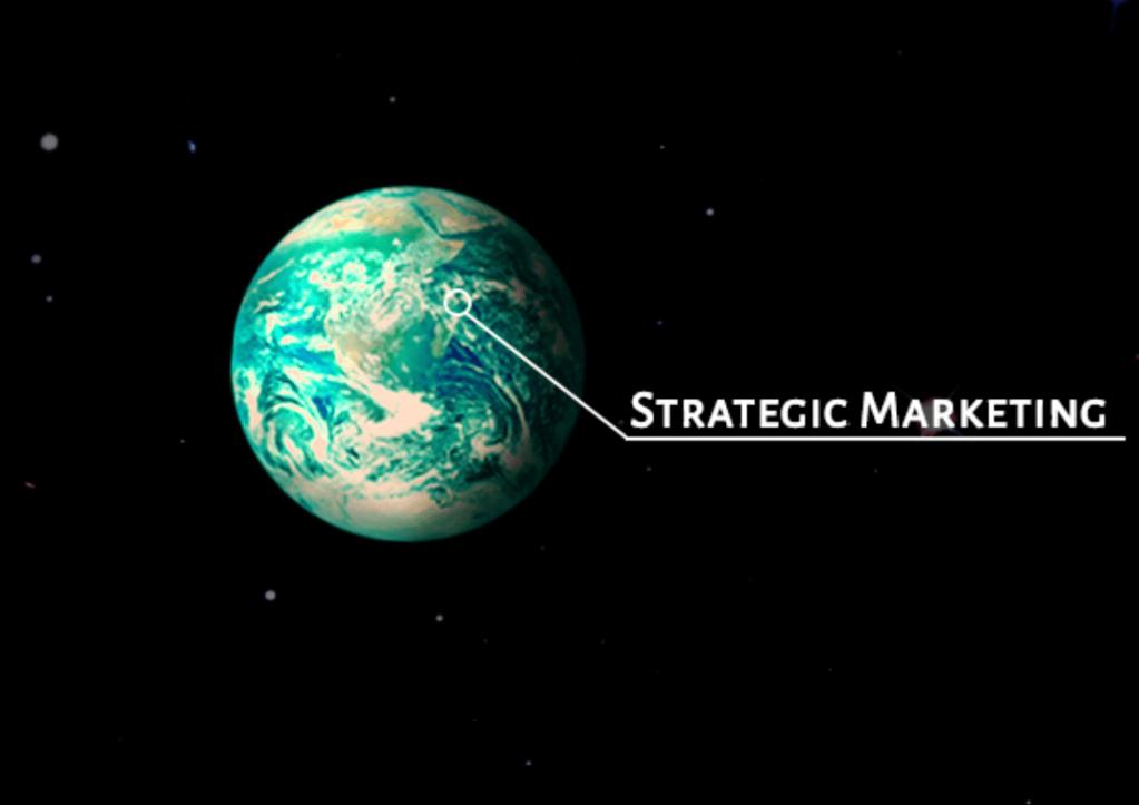 strategic marketing (earth)