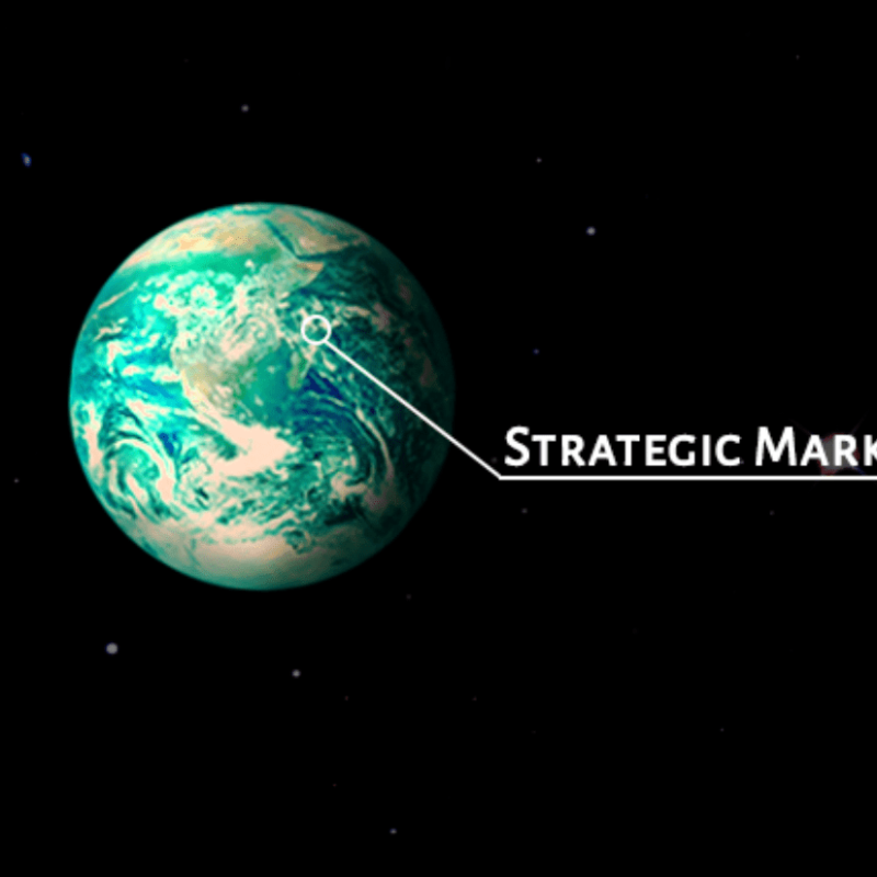 strategic marketing (earth)
