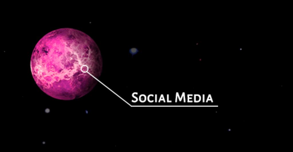 social media (venus)